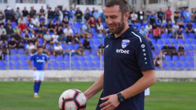 Васил Петров: Знам какво трябва да подобрим до началото на сезона