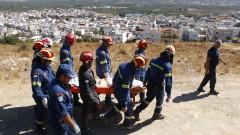 Загинал и 20 ранени след земетресението на о. Крит