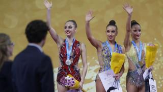 Боряна Калейн: Още не мога да повярвам, че сме сребърни медалисти