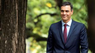 Педро Санчес е новият стар премиер на Испания