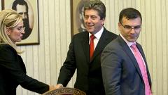 """Част от пакта """"Дянков"""" – недопустим, отсече Първанов"""