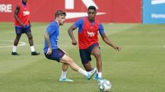 Барселона ще се раздели с трансферно разочарование