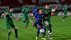 Ботев (Враца) - Черно море 0:1, гол на Гарсия!