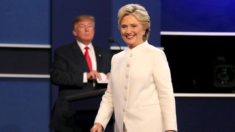 CNN: Клинтън печели и третия дебат срещу Тръмп