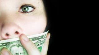59% от жените търпят мъжа си заради парите му