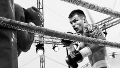 Макс Сподаренко от Беларус дни преди SENSHI 2: Готов съм за всичко на ринга!