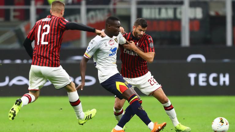 Аржентински защитник иска да остане в Милан