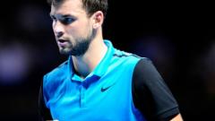 Гришо учи българчета на тенис
