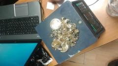 Митничари хванаха контрабандно злато за 66 хил. лв