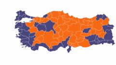 Истанбул и Анкара не подкрепиха Ердоган на референдума