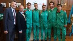 """Българските тенисисти научиха имената на съперниците си за """"Купа Дейвис"""""""