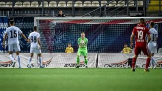 Вратарят на Зоря: ЦСКА ни принуди да се страхуваме за резултата