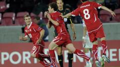 Косовар класира Швейцария за финала на Евро 2011