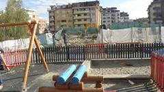 """Люлката за деца с увреждания в парк """"Света Троица"""" била опасна"""