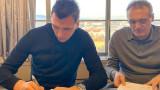 Марио Манджукич официално подписа с катарския Ал Духаил