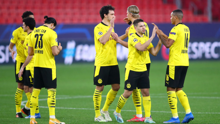 Севиля - Борусия (Дортмунд), 2:3 Де Йонг връща домакините в мача