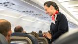 Как стюардесите не се разболяват по време на полети