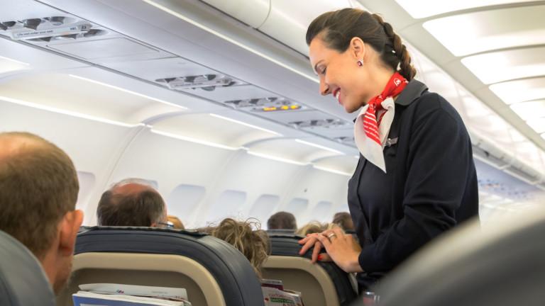 11 съвета при пътуване от кабинния екипаж на самолета