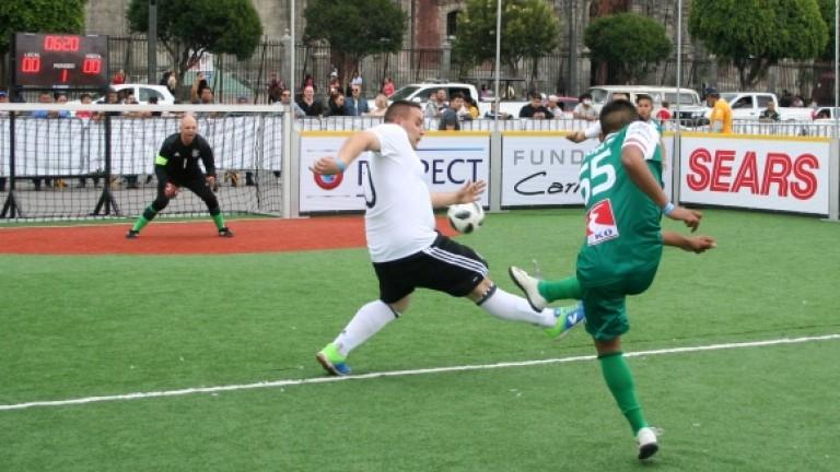 България с 5 гола във вратата на Бразилия на Мондиала в Уелс