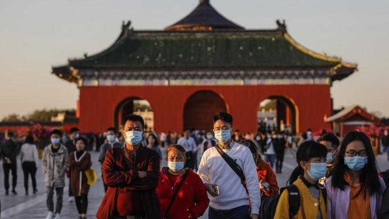 """Пандемия или празник: Над 600 милиона туристи в Китай по време на """"Златната седмица"""""""