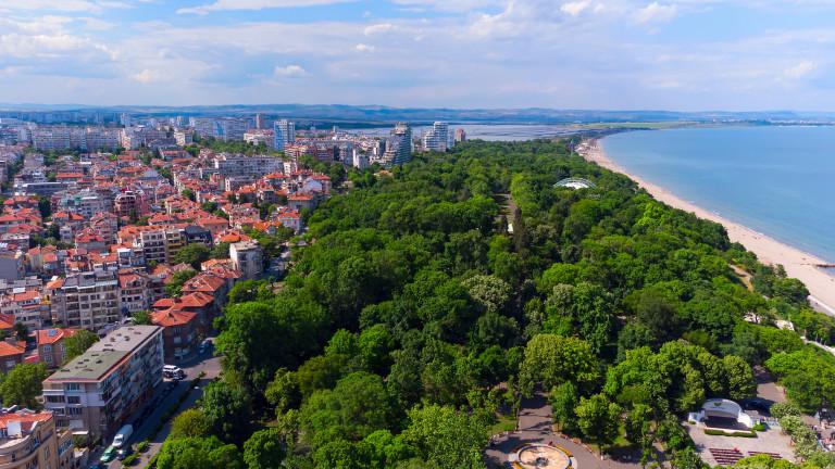 С 13% са нараснали сделките за имоти в Бургас за първото полугодие на годината