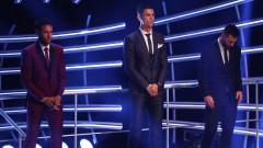 Роналдо трябваше да спечели Златната топка, а Меси да е в тройката