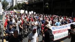 Цяла Гърция стачкува срещу икономиите
