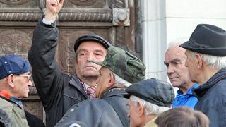 Пенсионери готвят масови протести 10 дни преди изборите