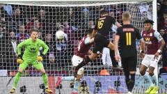 Манчестър Сити победи борбения Астън Вила във финала за Купата на Лигата