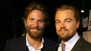 Брадли Купър заменя Леонардо ди Каприо във филм