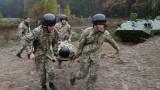 Русия изтегля военните си наблюдатели от Донбас