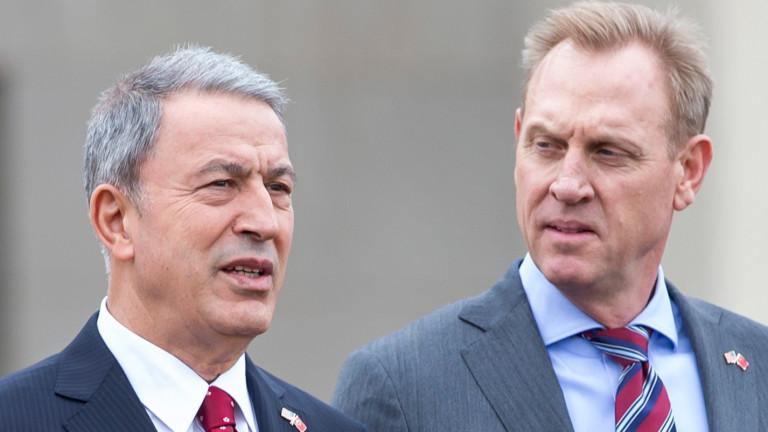 Турция повтори критиките си за тона на САЩ