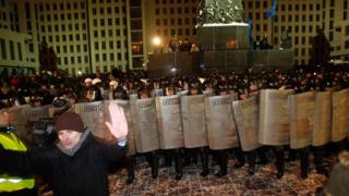 Беларуското КГБ мачка опозицията с познати методи