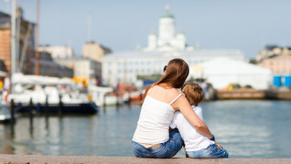 Финландците не раждат достатъчно деца, за да спрат спада на населението