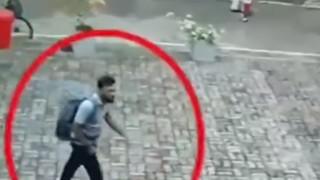 Разпространиха видео с един от атентаторите в Шри Ланка