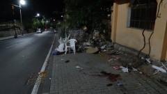 Мъж почина след като кола се вряза в заведение в Дупница