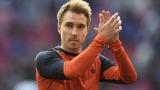 Манчестър Юнайтед предлага грандиозна сума на Тотнъм за Кристиан Ериксен