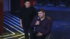 Ружди Ружди е най-добрият спортист с увреждания за втора поредна година