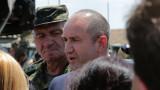 Румен Радев не е ентусиазиран от параметрите по сделката за Ф-16