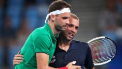 Григор Димитров: Най-хубавото е, че моят отбор победи