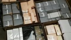 Митничари задържаха 351 парфюма в кашони от банани