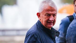 Крушарски е искал да предложи Бербатов в Изпълкома