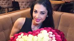Любимият на Биляна Йотовска я глези с рози за рожденя й ден (СНИМКИ)