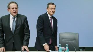ЕЦБ удължи програмата за стимули до септември 2018 г., но я намали от €60 до 30 млрд.