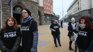 """Майките от """"Системата ни убива"""" обявиха победа, битката за реформа продължава"""