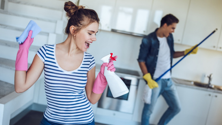 Снимка: За един винаги чист дом
