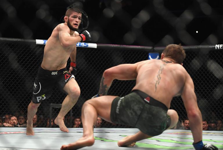 Последният мач на Макгрегър завърши с победа за Нурмагомедов