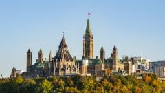 Забрана за излизане от домовете в канадската провинция Онтарио