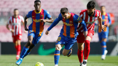 Равенство между Барса и Атлетико задълбочи шампионската мистерия в Ла Лига
