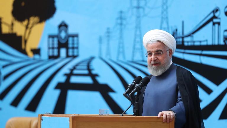 Иран няма никакво намерение да преговаря със САЩ, ако не